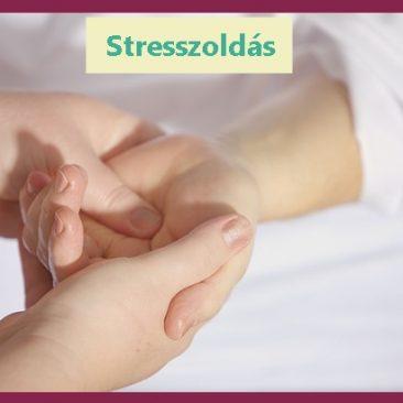 Stresszoldás