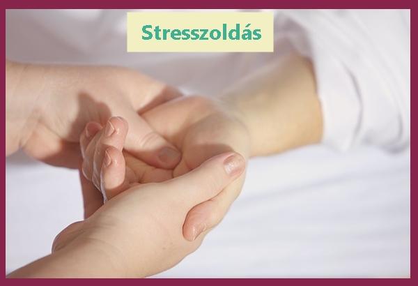 stresszoldás, közérzetjavítás, kineziológia