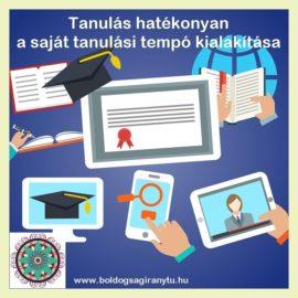 Tanulás hatékonyan – PACE