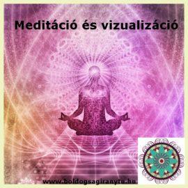 Meditáció és vizualizáció